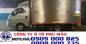 Xe tải Jac 1250kg| Xe tải Jac X125 ( máy dầu) giá cực tốt giá 307 triệu tại Tp.HCM