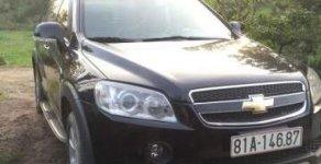 Bán xe Chevrolet Captiva 2007, màu đen, nhập khẩu nguyên chiếc, xe gia đình  giá 245 triệu tại Gia Lai