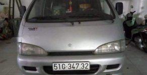Bán xe Daihatsu Citivan 2002, màu bạc   giá 75 triệu tại Tp.HCM