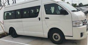 Bán ô tô Toyota Hiace 3.0L MT sản xuất 2018, màu trắng, nhập khẩu nguyên chiếc giá 959 triệu tại Tp.HCM