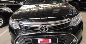 Cần bán Toyota Camry 2.5Q năm 2016, màu đen giá 1 tỷ 160 tr tại Tp.HCM