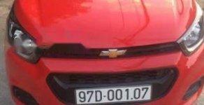 Cần bán lại xe Chevrolet Spark đời 2017, màu đỏ đẹp như mới giá 235 triệu tại Bắc Kạn