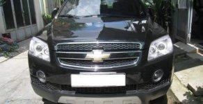 Bán Chevrolet Captiva sản xuất năm 2008, màu đen, 287 triệu giá 287 triệu tại Tp.HCM