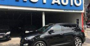 Bán lại xe Hyundai Santa Fe AT 4x4 năm sản xuất 2015, màu đen, giá tốt giá 925 triệu tại Hà Nội