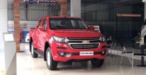 Bán Chevrolet Colorado 2.5L 4X2 LT đời 2018, màu đỏ, nhập khẩu nguyên chiếc giá 651 triệu tại Tp.HCM