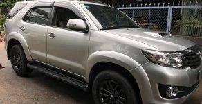 Xe Toyota Fortuner 2.5G 4x2MT năm 2016, màu bạc đẹp như mới giá 870 triệu tại Kiên Giang