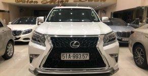 Bán ô tô Lexus GX GX460 năm sản xuất 2014, màu trắng, nhập khẩu nguyên chiếc giá 3 tỷ 900 tr tại Tp.HCM