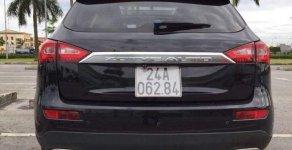 Cần bán lại xe Zotye T600 sản xuất 2016, màu đen, nhập khẩu giá 385 triệu tại Hà Nội