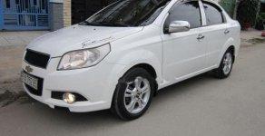 Bán Chevrolet Aveo LTZ 1.5AT đời 2013, màu trắng số tự động giá 318 triệu tại Tp.HCM