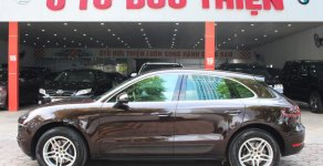 Cần bán Porsche Macan 2015, màu nâu, nhập khẩu nguyên chiếc giá 2 tỷ 880 tr tại Hà Nội