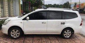 Cần bán gấp Nissan Grand livina 2010, màu trắng giá 270 triệu tại Đắk Nông