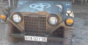 Cần bán Jeep A2 năm 1980, nhập khẩu nguyên chiếc giá 179 triệu tại Bình Dương