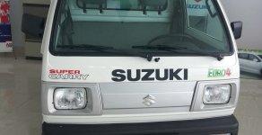 Cần bán gấp Suzuki Carry 2017, màu trắng giá 170 triệu tại Bình Định