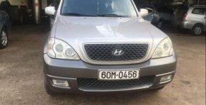 Bán Hyundai Terracan sản xuất năm 2005, màu bạc, xe nhập giá 235 triệu tại BR-Vũng Tàu