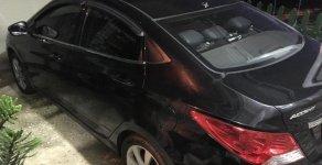 Bán xe cũ Hyundai Accent 1.4 MT năm sản xuất 2014, màu đen, xe nhập giá 405 triệu tại Lâm Đồng