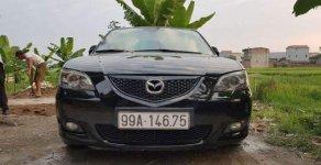 Bán xe Mazda 3 2005, màu đen, giá cạnh tranh giá 268 triệu tại Bắc Giang
