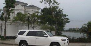 Cần bán lại xe Toyota 4 Runner SR5 sản xuất năm 2014, màu trắng, nhập khẩu nguyên chiếc số tự động giá 2 tỷ 300 tr tại Thái Nguyên
