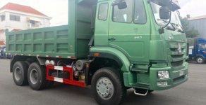Bán xe Ben Howo 3 chân động cơ 290Hp, hỗ trợ góp 90% giá 980 triệu tại Tp.HCM