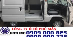 Bán xe tải Suzuki Blind Van hạ tải 490kg, trả trước 50 triệu giao xe ngay giá 290 triệu tại Tp.HCM