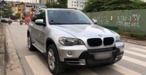 Cần tiền bán xe ô tô BMW X5, sản xuất 2007, đăng ký 2008, màu bạc, số tự động giá 427 triệu tại Tp.HCM