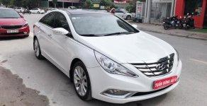 Cần bán xe Hyundai Sonata năm 2011, màu trắng, nhập khẩu nguyên chiếc, 568 triệu giá 568 triệu tại Hà Nội