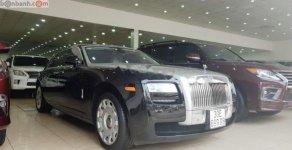Bán Rolls-Royce Ghost EWB năm sản xuất 2011, màu đen, xe nhập giá 13 tỷ 900 tr tại Hà Nội