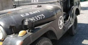 Cần bán lại xe Jeep A2 1980, màu xám, nhập khẩu, 105 triệu giá 105 triệu tại Đồng Nai
