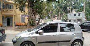 Bán Hyundai Click 1.4 AT đời 2008, màu bạc, nhập khẩu nguyên chiếc số tự động, giá chỉ 236 triệu giá 236 triệu tại Hà Nội