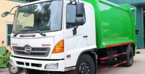 Bán xe cuốn ép rác Hino 12 khối giá 1 tỷ 200 tr tại Hà Nội