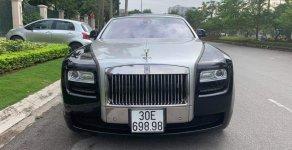 Bán xe Rolls-Royce Ghost sản xuất năm 2011, màu đen, nhập khẩu giá 13 tỷ 880 tr tại Hà Nội