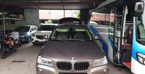 Cần bán xe BMW X3 Drive 2.0i đời 2012, màu nâu, xe nhập giá 970 triệu tại Tp.HCM