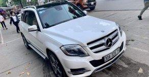 Bán Mercedes Benz GLK 220 CDI Sport sản xuất 2014, màu trắng giá 1 tỷ 150 tr tại Hà Nội