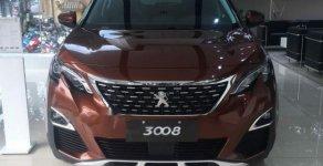 Bán ô tô Peugeot 3008 All New sản xuất năm 2018, màu nâu  giá 1 tỷ 199 tr tại Hà Nội