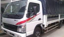 Bán xe tải Nhật Bản Nhật khẩu nguyên chiếc Fuso Canter 7.5 tải 3.5 tấn thùng dài 5.2m đủ loại thùng, trả góp giá 646 triệu tại Hà Nội