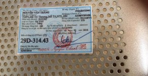 Mua chở hàng tạp hóa của nhà nay không có nhu cầu sử dụng nữa giá 260 triệu tại Hà Nội