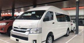 Bán Toyota Hiace sản xuất 2018, màu trắng, nhập khẩu nguyên chiếc, giá 959tr giá 959 triệu tại Tp.HCM