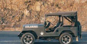 Cần bán Jeep CJ năm sản xuất 1975, màu xám (ghi), nhập khẩu, giá tốt giá 160 triệu tại Khánh Hòa