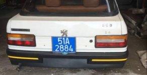 Bán xe Peugeot 309 sản xuất 1987, nhập khẩu, giá tốt  giá 35 triệu tại Tp.HCM