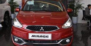 Mitsubishi Vinh bán xe Mirage MT sản xuất 2018, màu đỏ, nhập khẩu, LH Yến: 0968.660.828 giá 351 triệu tại Nghệ An