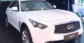 Cần bán lại xe Infiniti QX70 năm sản xuất 2017, màu trắng, nhập khẩu giá 3 tỷ tại Hà Nội