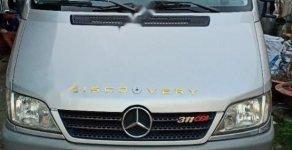 Bán Mercedes Sprinter 311 năm sản xuất 2008, màu bạc giá 310 triệu tại Long An