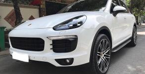 Cần bán xe Porsche Cayenne màu trắng đời 2016, giá cực tốt giá 3 tỷ 620 tr tại Hà Nội