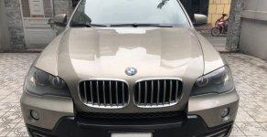 Cần bán BMW X5 3.0 mầu vàng cát sản xuất 2008, Xe nhập Mỹ, sử dụng rất giữ gìn giá 720 triệu tại Hà Nội