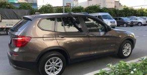Cần bán lại xe BMW X3 2.0 AWD đời 2012, màu nâu, nhập khẩu nguyên chiếc giá 1 tỷ 70 tr tại Tp.HCM