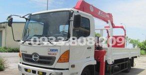 Bán xe cẩu Hino 4.9 tấn gắn cẩu Unic340 giá cực tốt giá 725 triệu tại Tp.HCM