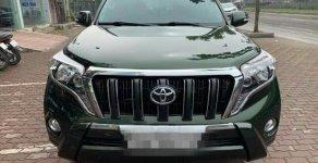 Bán ô tô Toyota Prado TXL năm 2015, màu xanh lục nhập khẩu nguyên chiếc giá 2 tỷ 150 tr tại Tp.HCM