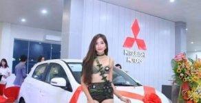 Cần bán xe Mitsubishi Mirage MT đời 2018, màu trắng, xe nhập giá 350 triệu tại Đà Nẵng
