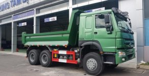Xe Ben Howo 3 chân 371 tải trọng 11 tấn giá 1 tỷ 185 tr tại Tp.HCM