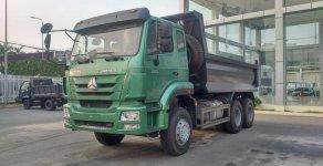 Xe Ben Howo 3 chân 290HP tải trọng 13.2 tấn giá 1 tỷ 34 tr tại Tp.HCM
