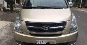 Bán Hyundai Grand Starex năm sản xuất 2010, màu vàng chính chủ, giá tốt giá 595 triệu tại Tp.HCM